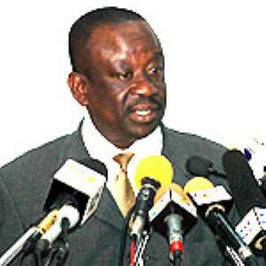 Mr Albert Kan-Dapaah, Minister for the Interior
